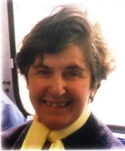 Dr Barbara Wright