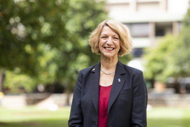 Head shot of Prof Eileen Baldry