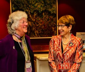 GW NSW President and the Governor of NSW
